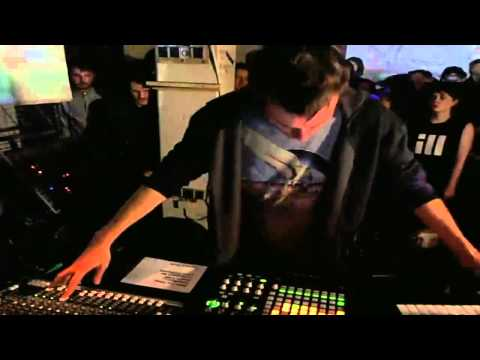 Clark live in the Boiler Room Berlin