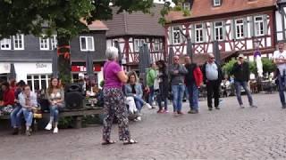 Mahnwache gegen Existenzvernichtung Gudrun legt nach 07.06.2020 Bürgerbewegung Seligenstadt