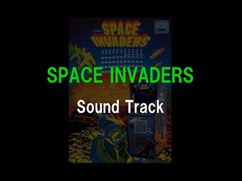 SPACE INVADERS Sound Track