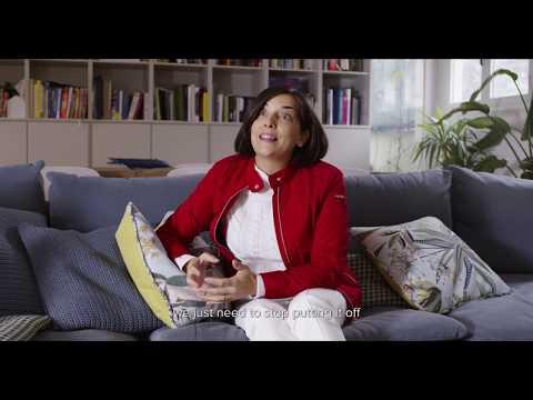 Interview with LISA CASALI | #GeoxSustainability<b...