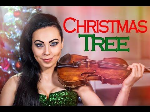 O, Christmas Tree! O, Brad Frumos! O, Tannenbaum! Violin Cover Cristina Kiseleff