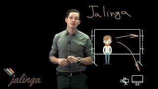 Обучение Jalinga Studio. Запись прямого эфира