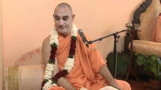 2009.06.24. SB 1.8.33 H.H. Bhaktividya Purna Swami - Riga, LATVIA