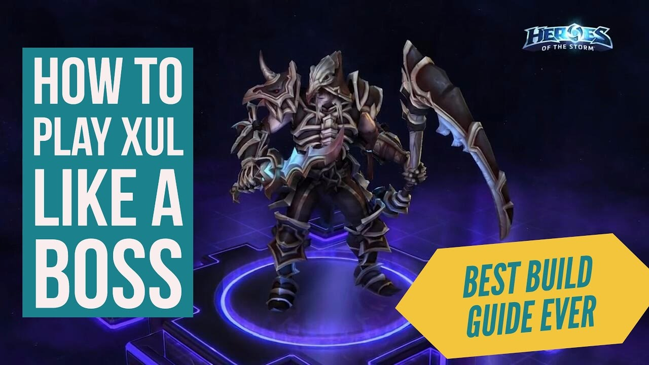 How To Play Xul In Heroes Of The Storm Gameplay Poison Nova Best Build Guide In Hots Youtube With the recent changes xul has easily become the best hero in game. youtube