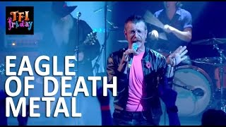 """[HD] Eagle Of Death Metal - """"Complexity"""" 10/30/15 TFI Friday"""