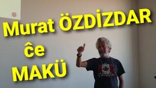 """Burdur MAKÜ'de Murat Özdizdar'ın """"Benim Esperanto hayatım"""" sunumu (Soru-cevap bölümü hariç)"""