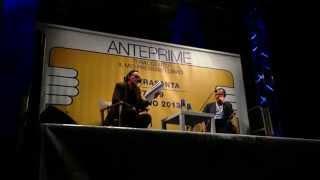 Giovanni Lindo Ferretti ad Anteprime 2013 - Biografia