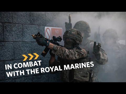 Royal Marines | Follow 43 Commando in Combat