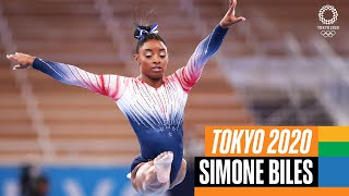 The BEST of Simone Biles 🇺🇸 at the Olympics