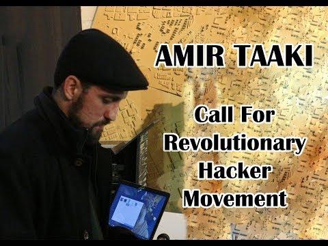 Amir Taaki Autonomous Polytechnics