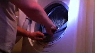 How To Replace Front Load Washer Door Boot DIY