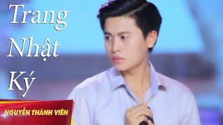 16 Ca Khúc Bolero Nghe Dễ Ngủ || Trang Nhật Ký - Nguyễn Thành Viên