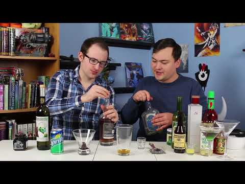 How to Make Three Warlock Martinis - The Tavern