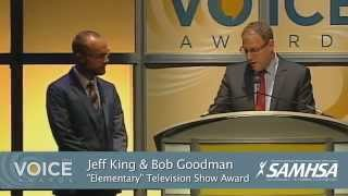 "2014 Voice Awards Event: ""Elementary"""