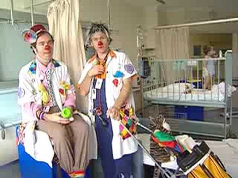 Nurse TV: Clown Doctors