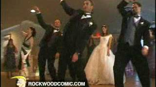 Wedding Thriller Dance