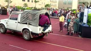 Anti Terrorist Drill in Chandigarh | Dog Squad in Action | Mock Drill Elante Mall | INDIA | SSFilms