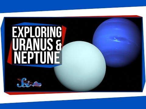 Exploring Uranus and Neptune