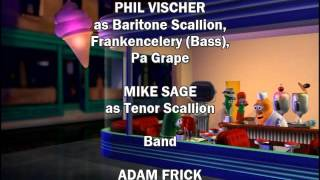 VeggieTales   The End of Silliness End Credits Goof Troop Style