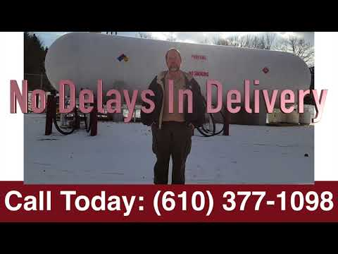 Lehigh Valley Heating Oil Delivery