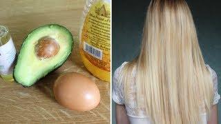 Masque cheveux 100% naturel ! Thumbnail