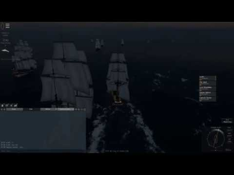 Naval Action: Royal Navy with Dutch Fleet Patrolling (50-100 ships)