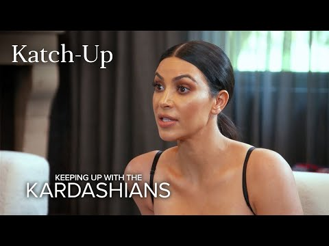 """Keeping Up With the Kardashians"" Katch-Up S13, EP.13 