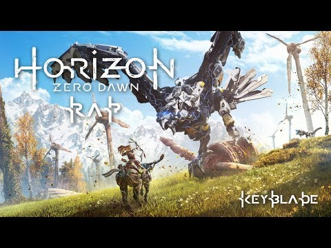HORIZON: ZERO DAWN RAP - La Era de las Máquinas | Keyblade