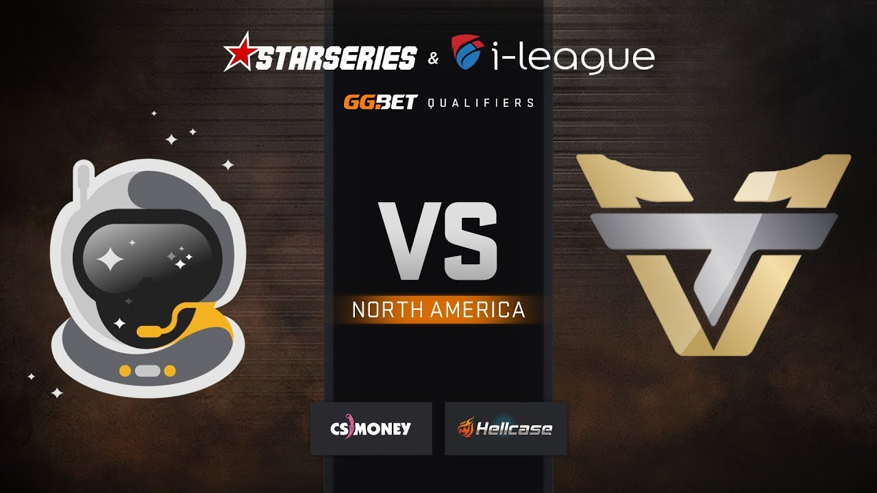 [EN] Spacestation vs TeamOne, map 1 mirage, StarSeries & i-League S7 GG.Bet NA Qualifier