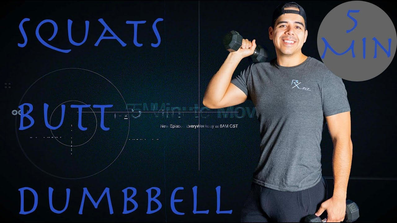 Dumbbell - 5 Minute Move