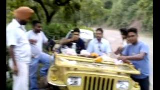 punjabi jeep PBF 6939 .amliyan di girlfriend . shimla trip