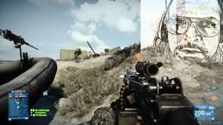 BattleFail with E-Male (Battlefield 3)