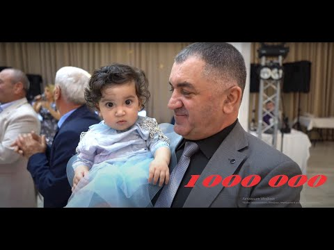 A&G 2 Hisse Gozel Azerbaycan Toyu Russiyada 4К(Красивая азербайджанская свадьба в России)