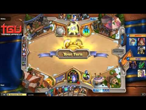 Hearthstone matchmaking not working