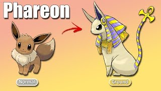 Eeveelution of Every Type (Pokémon)