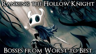 Ranking the Hollow Knight Bosses from Worst to Best