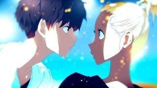 Красивый аниме клип-Любовь,дай мне ответы