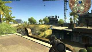 battlefield 2 demo gameplay