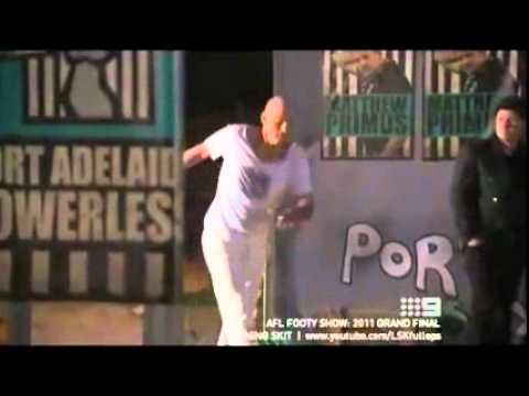 AFL Footy Show Grand Final 2011- Opening Skit (Intro)