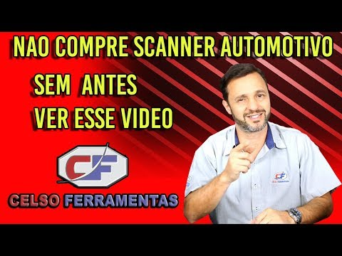 NÃO COMPRE SCANNER AUTOMOTIVO ANTES DE VER ESSE VIDEO