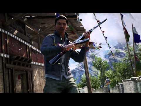 Far Cry 4 (Story Trailer)