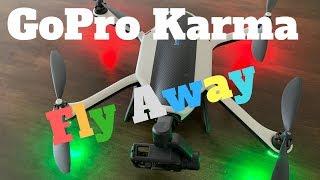 GoPro Karma Drone  Fly Away in 2019 - Karma Fail
