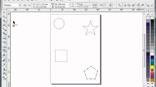 How to use Interactive Blend Tool,Tutorial Corel Draw, Tips and Trick, Mastering Corel Draw