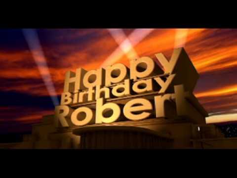 happy birthday robert meme Happy BIrthday Robert   YouTube happy birthday robert meme