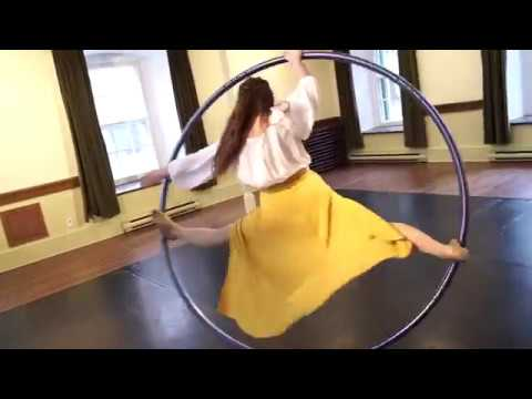 Teaser - Cyr wheel act 2019