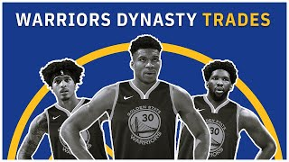 Warriors TRADES to SAVE the dynasty this offseason [Wiggins + 2020 first round pick]