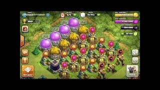 Clash Of Clans Million Loot Attack