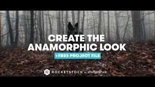 كيفية إنشاء صورة بصرية مشوهة تبدو + مجانا AE Project File | RocketStock