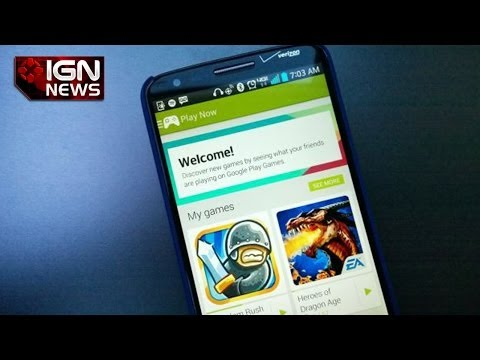 IGN News - Cross-Platform Gaming Coming To Android & IOS