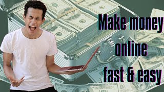 Make money online fast and easy  2020 from home: 12 minute affiliate marketing system review